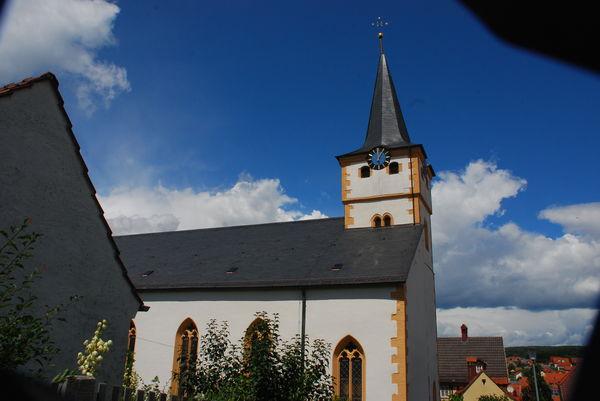 Kirche Nüdl