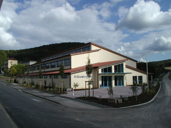 Schlossberghalle Neu
