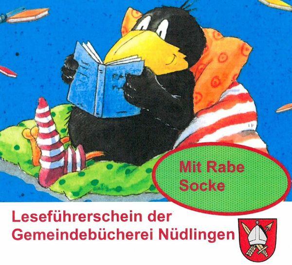 Leseführerschein Gemeindebücherei Nüdlingen