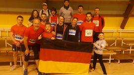 Ein deutsch-französischer Lauf