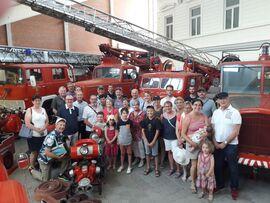 Besuch im Feuerwehrmuseum Fulda